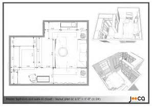 walk in closet floor plans arcbazar viewdesignerproject projectbedroom design