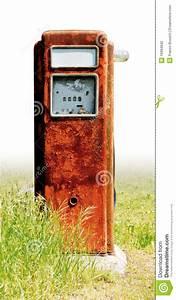 Vieille Pompe A Essence : vieille rouille de pompe essence photographie stock image 16994942 ~ Medecine-chirurgie-esthetiques.com Avis de Voitures