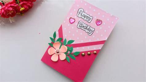 beautiful birthday greeting card idea thiep