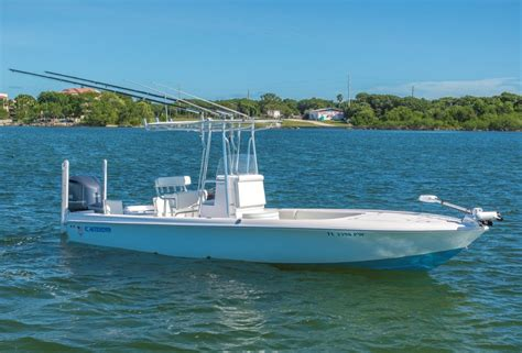 Bay Boats by 2015 Contender 25 Bay Boat