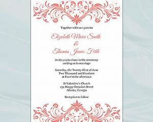 Wedding invitation card english format unique wedding for Wedding invitation card format in english editable
