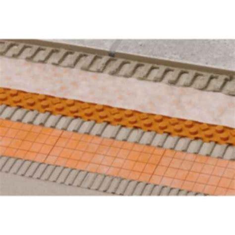 Schluter® Ditradrain Waterproofing, Uncoupling, And