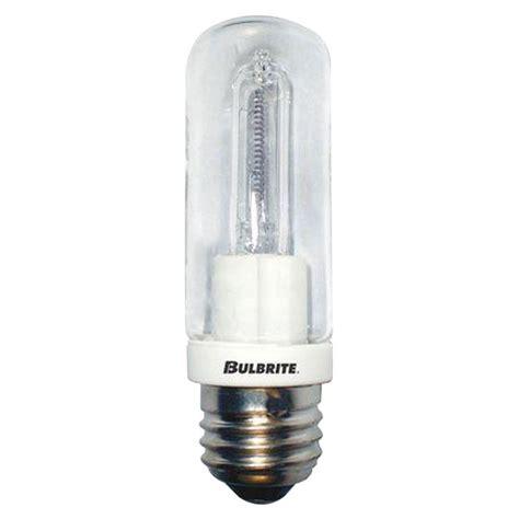 bulbrite 250 watt halogen t10 light bulb 5 pack 614251
