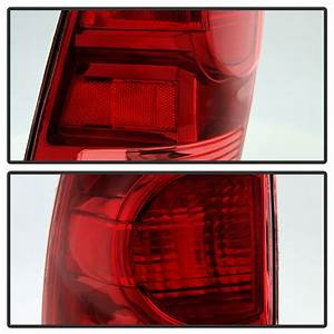 2008 Toyota Tacoma Warning Lights 05 08 Toyota Tacoma Oem Style Replacement Lights Pair
