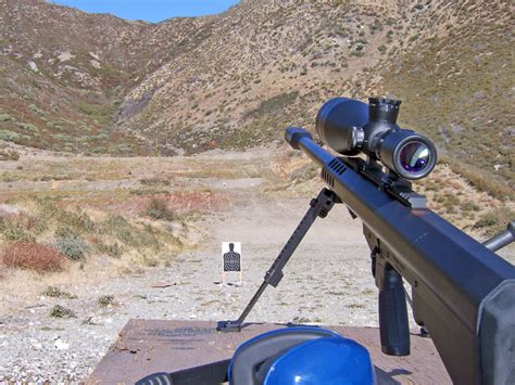 Lytle Creek Firing Line Images