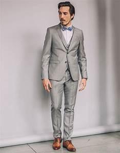 Costume Mariage Homme Gris : costume homme 100 laine gris clair homme brice fr ~ Mglfilm.com Idées de Décoration