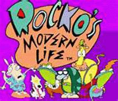 Modern Rocko Rockos Cartoon 90s Nickelodeon Shows