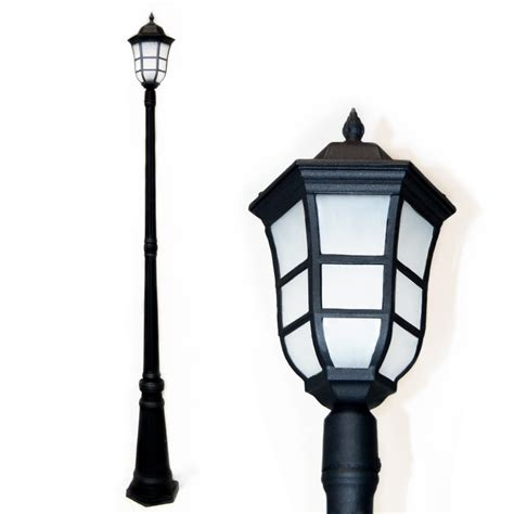 outdoor light fixture gorgeous black finished outdoor post