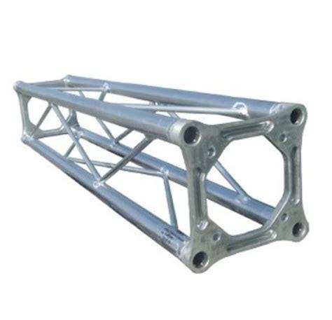 Tralicci Alluminio Usati - traliccio in alluminio sezione quadrata da 18cm l 200cm su