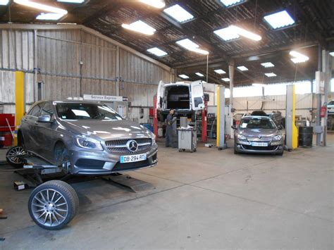 Annonce Garage  Mecanique  Angers Est Automobiles