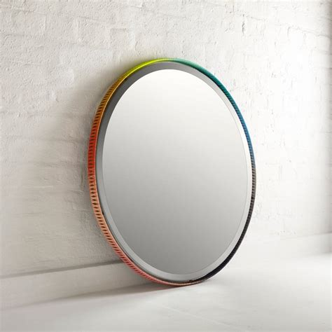 Small Kitchen Design Ideas 2014 - colorful hand braided mirror frames for artistic modern decorating schemes freshome com