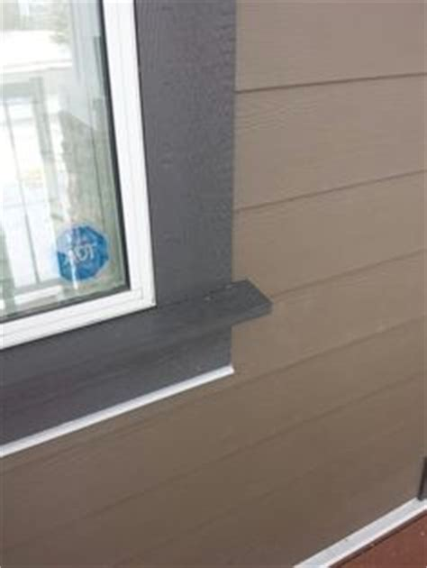 Sloped Window Sill by Simple Siding Renovation We Removed The Vinyl Siding On