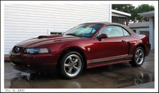 2004 Mustang GT 40th Anniversary Edition