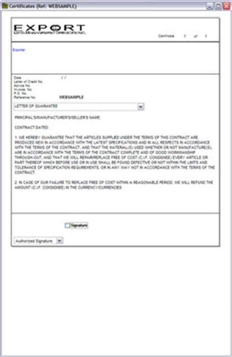 customs pro forma invoice air waybill dock receipt