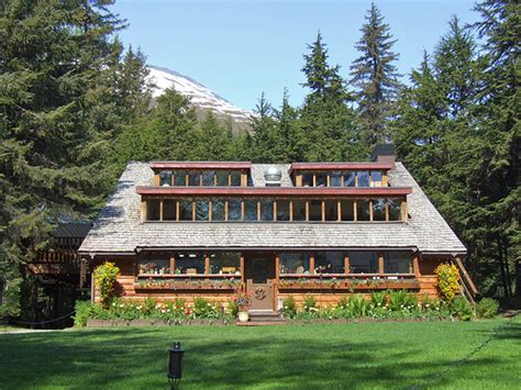 Raven Glacier Lodge | This is the site of Jacy and Dave's ...