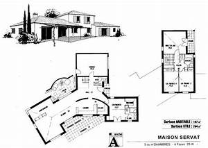 Maison servat architecte perpignan arche construction for Superb des plans pour maison 6 maison patio architecte perpignan arche construction