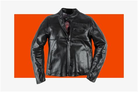 Dainese Toga72 Leather Motorcycle Jacket • Gear Patrol