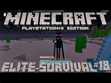 Elite Survival #18minecraft Ps3 Edition (new Texture Pack