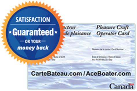 Boating License New Brunswick by Online Course Registration Canadian Boating License