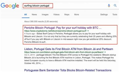 Multiply your bitcoins, free weekly lottery with big prizes, 50% referral commissions and much more! Portugal Bitcoin - surfing holiday - pay with Bitcoin ...