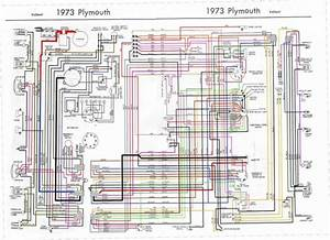 1973 Dodge Firewall Wiring Diagram : voltage drop at ballast resistor for a bodies only mopar ~ A.2002-acura-tl-radio.info Haus und Dekorationen
