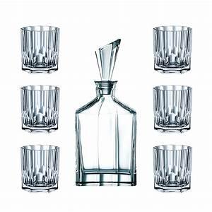 Service A Whisky : ensemble whisky cristal verres carafe whisky aspen ensemble verre carafe whisky aspen ~ Teatrodelosmanantiales.com Idées de Décoration