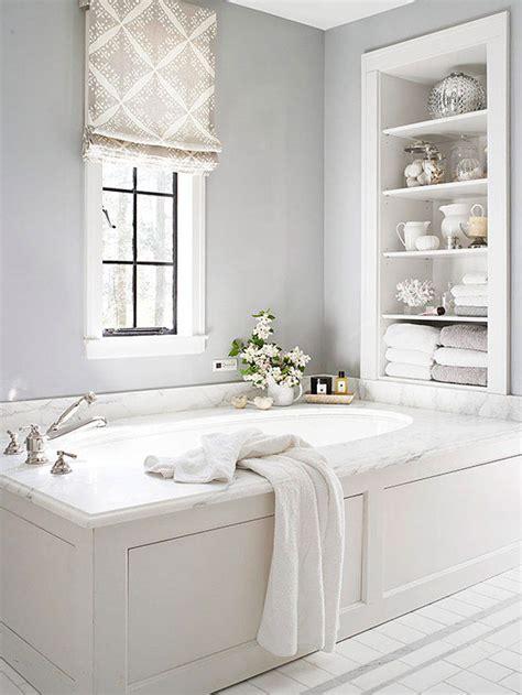 Decorating Ideas Tub Surround by White Bathroom Design Ideas The Tub Surround Home