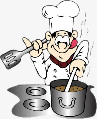 Cooking Clipart Cooks Clip Graphics Visit Pngtree