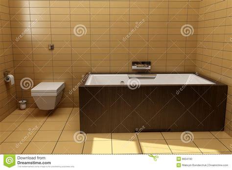 salle de bains de type japonais photo stock image 8604190