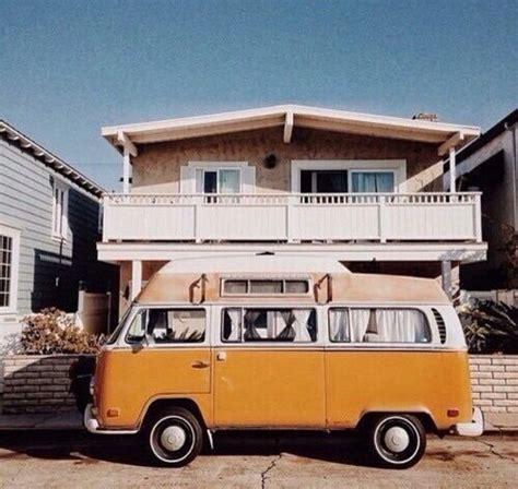 travel drive summer aesthetic vans vw bus vintage