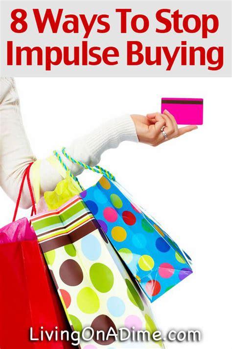 ways  stop impulse buying    control spending
