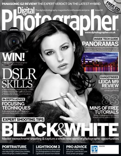Photographer  Magazine Beuniquejenn