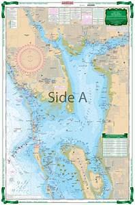 Charlotte Harbor And Pine Island Sound Large Print
