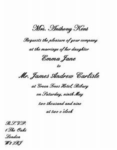 wedding invitation wording etiquette With wedding invitation wording from bride and groom and parents
