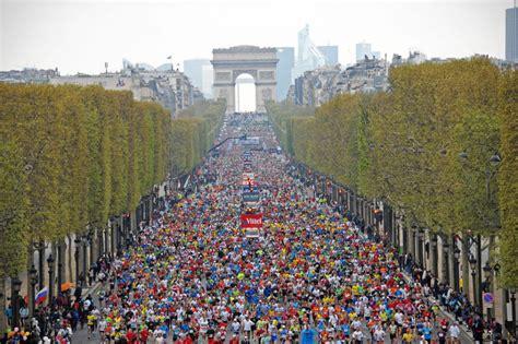 le marathon de paris fait il partie du gotha