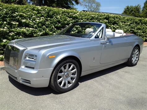A Topless Rolls-royce With ,400 Worth Of Hidden