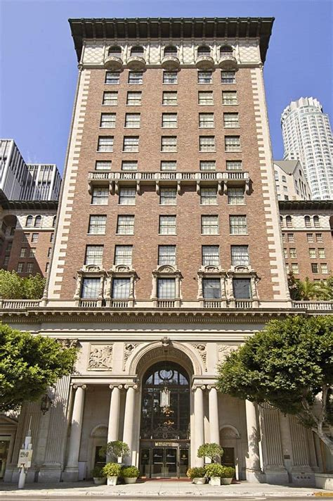los angeles ca hotels millennium biltmore hotel