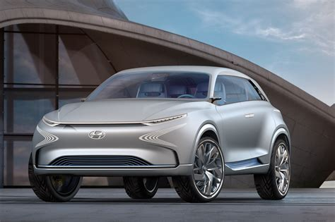 Hyundai Fe Fuel Cell Concept Looks To The Future At Geneva