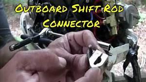 15 Hp Johnson Shift Linkage