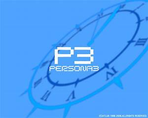 Rpg Land  Persona 3 Wallpapers
