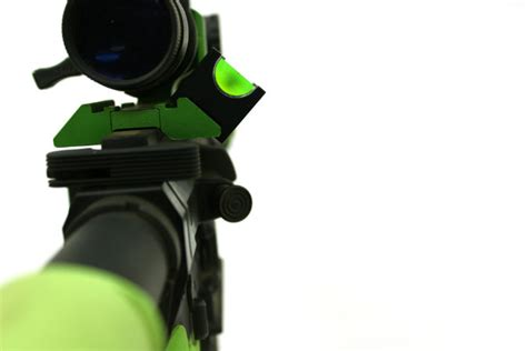See All Open Sight (saos) Recoil