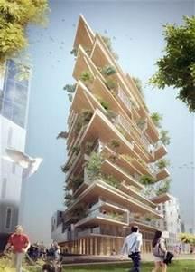 Avenir Et Bois : 36 immeubles de grande hauteur en bois construits en france sciences et avenir ~ Voncanada.com Idées de Décoration