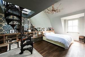 Chambre Gain De Place : d co chambre parentale 50 id es inspirantes pour l 39 int rieur ~ Farleysfitness.com Idées de Décoration