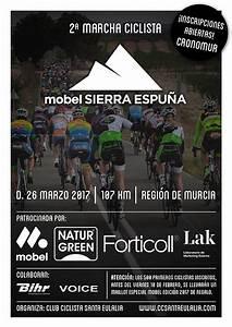 Marcha Ciclista Mobel Sierra Espua 2 Edicin Quoten Marcha