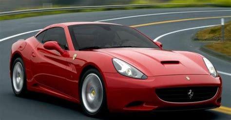 All Ferrari Models List Of Ferrari Cars & Vehicles