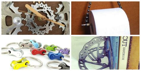 15 Kreative Upcycling Ideen Mit Altem Besteck by 10 Upcycling Ideen F 252 R Alte Bikeparts Prime Mountainbiking