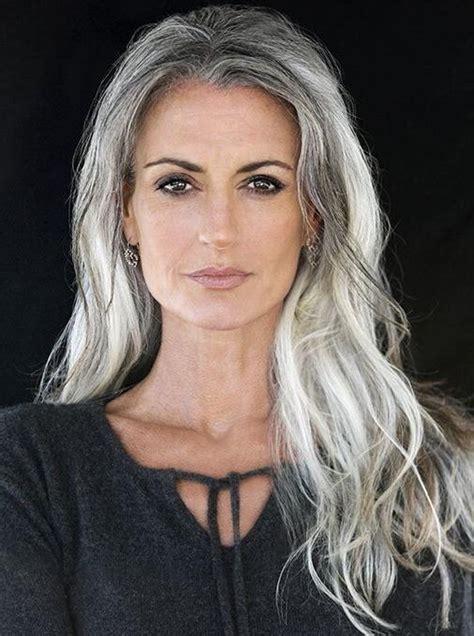 15 best of hairstyles grey hair