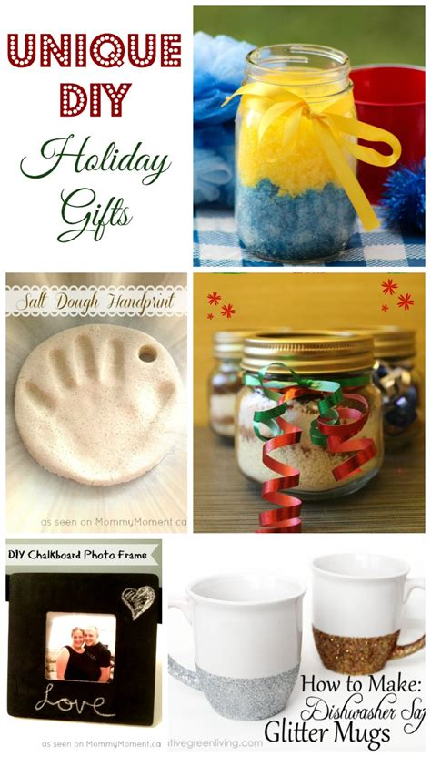 5 original diy christmas gift ideas