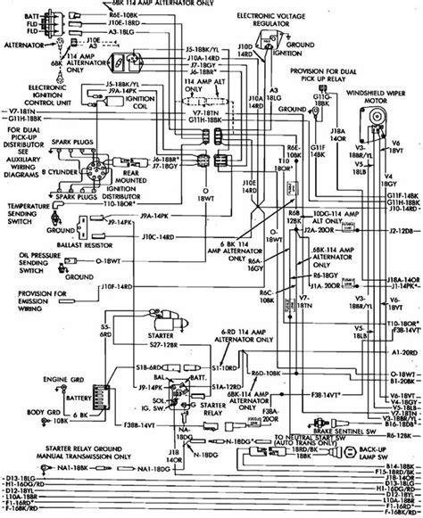 1978 Dodge Ram Wiring Diagram by 1975 Dodge Ramcharger Engine Wiring Diagram