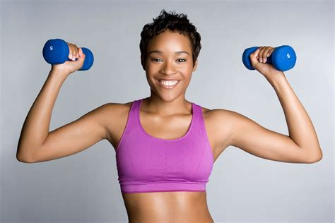 5 Very Light Weight lifting Exercises for Ladies   Davina